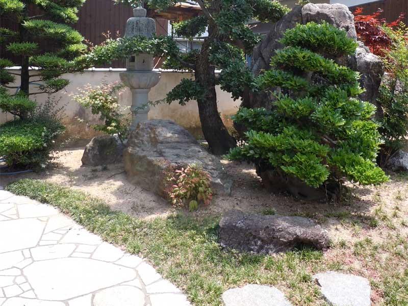 造園施行例 M庭4