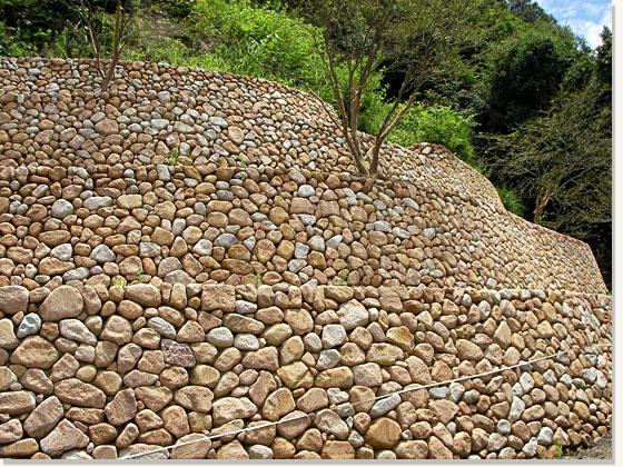 石組工事1