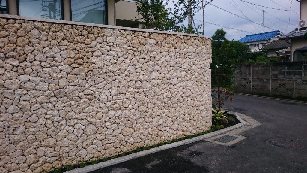 石積工事1